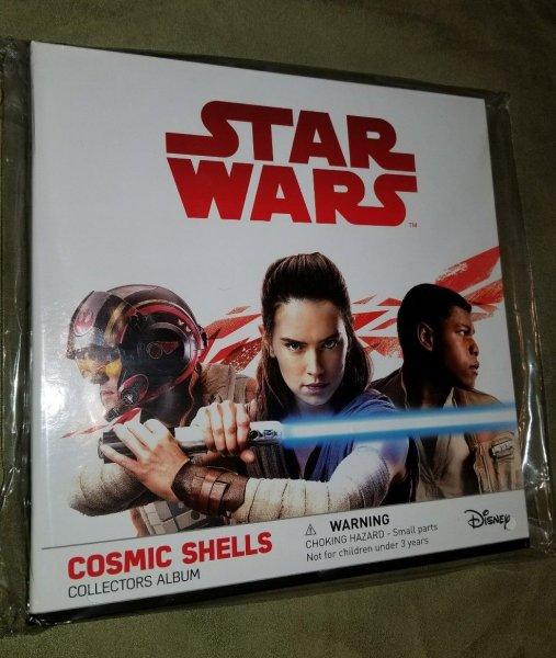 Star Wars Universe Sticker 135 TOPPS