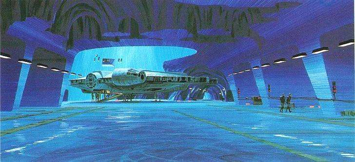 Empire Strikes Back >> Ralph McQuarrie Empire Strikes Back Images