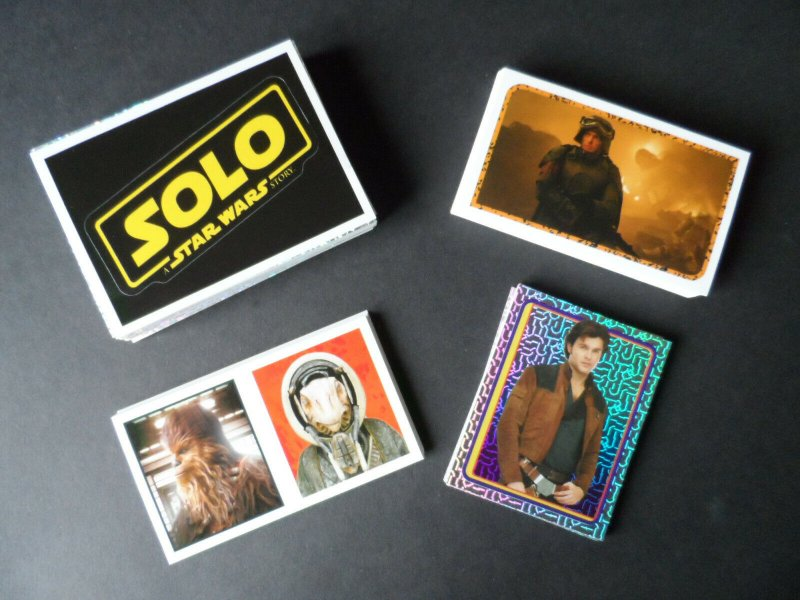 A STAR WARS STORY STRIPED BI-FOLD WALLET licensed NWT Han SOLO